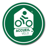 label Accueil Vélo à La Bresse Vosges
